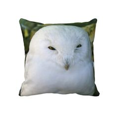 #Snowy #Owl #Pillows