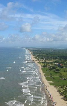 Playa Paparo… Río Chico (Estado Miranda)