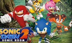 Sonic Dash 2: Sonic Boom Infinito