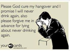 Photos That'll Help You Survive Your Latest Hangover - 🍀ViraLuck Funny Hangover Quotes, Hangover Humor, Cute Funny Quotes, Funny Memes, Hilarious, Funny Stuff, Alcohol Memes, Good People, Drink