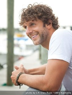 An Empty Computer Box Helped Billy Currington Finish His Album