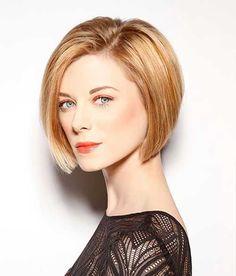 Good-Looking Short Bob Haircuts 2018 for Women - Styles Art