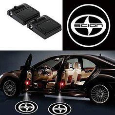 2x LED Car Door Light Logo Courtesy Projector Laser Ghost Shadow Light FREE SHIP