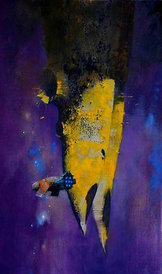 creamurjeans:Shadows in Flight ~ John Harris