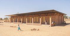 Gallery of Gangouroubouro Primary School / LEVS architecten - 1