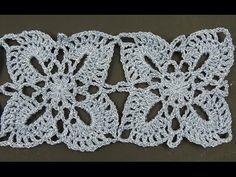 Crochet: Square # 11