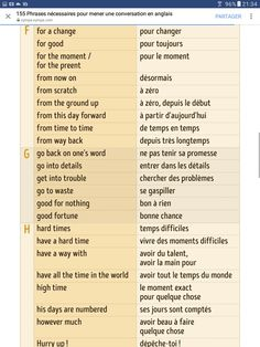 Learn French For Kids Lesson Plans French Words Quotes, Basic French Words, How To Speak French, Learn French, Learn English, French Language Lessons, French Language Learning, Learn A New Language, French Lessons