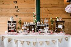 Vintage Hochzeit auf dem Leutenecker Hof von Rebecca Conte 16