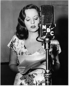 Estelle Winwood and Talulah Bankhead | The Rudy Vallee Show (NBC, Feb. 15, 1934) - Tallulah's national radio ...