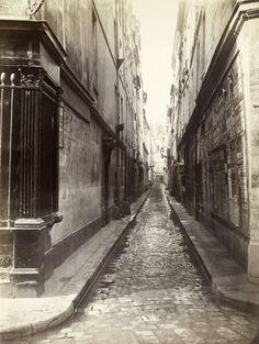 Rue Visconti, 1867 | Vergue