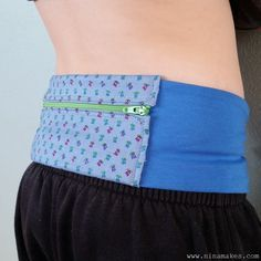 Pump Bands - Diabetic Pump Holders (Insulin Pump). Free tutorial and no pattern needed! Please share, a decent pump band can be hard to find!
