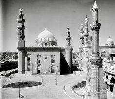 ميدان صلاح الدين ( القلعة ) بالقاهرة  ١٩٤٢