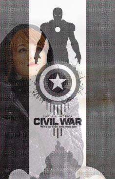 W.A.R.- Civil War #wattpad #akcja