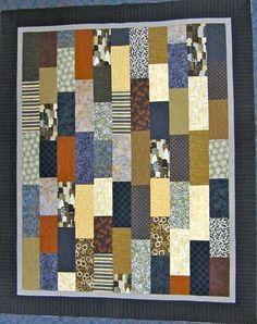 Call Of The Wild Quilt Pattern Pieced DF | Quilt pattern, Animal ... : mens quilt - Adamdwight.com