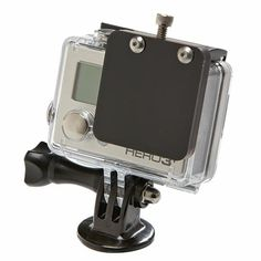 GoPro HERO 3+ Prop Filter - eliminate that annoying propeller distortion in your videos.