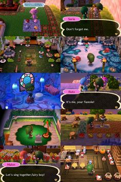 A very well-done Legend of Zelda town called Termina, based around OoT and Majora's Mask. Dream Address: 7100-3220-8666