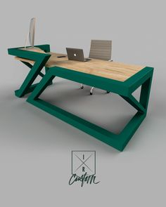 Esigned for masters of their craft 📐 modern executive bi level desk × × 30 built out of steel tube with solid oak Iron Furniture, Steel Furniture, Unique Furniture, Industrial Furniture, Custom Furniture, Furniture Design, Furniture Removal, Luxury Furniture, Furniture Ideas