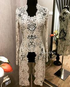 Vera Kebaya, Kebaya Lace, Kebaya Brokat, Batik Kebaya, Kebaya Dress, Batik Dress, Model Kebaya Modern, Kebaya Modern Dress, Kebaya Kutu Baru Modern