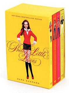 Pretty Little Liars Box Set: Books 1 to 4  Sara Shepard