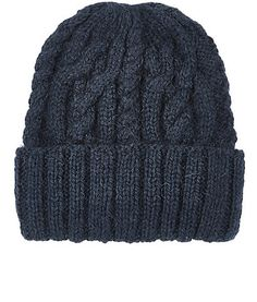 99964ef6ff968 Eugenia Kim Rib-Knit Alpaca Hat - Hats - 504832189 Knitted Poncho