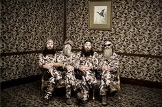 Hey Jack! Duck Dynasty: Season 3 is now available for pre-order!  Join the quack pack as they catch an escaped lizard in the warehouse, take their wives deer hunting, and go on a wild vacation in Hawaii!