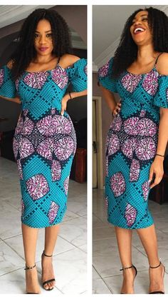Very beautiful long ankara gown styles for ladies, classy simple ankara stylish long gown … – African Fashion Dresses - 2019 Trends African Dresses For Women, African Print Dresses, African Attire, African Wear, African Fashion Dresses, African Women, Ankara Fashion Styles, Kente Styles, Ghanaian Fashion