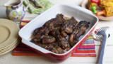 Think you can't make ribs on a weekday? Pop them in the slow-cooker and you can have meltingly tender ribs any day. Crisp up on the barbecue for extra deliciousness.  Equipment and preparation: for this recipe you will need a slow cooker.