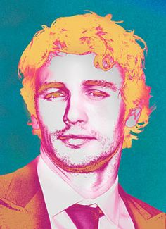 James Franco Illustration by Gluekit    (Photo: Andrew H. Walker/Getty Images)