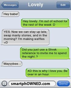 Page 19 - Relationships - Autocorrect Fails and Funny Text Messages - SmartphOWNED