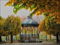 Parque Dr. Manuel Braga, Coimbra, Portugal