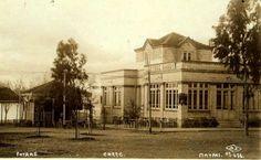 Πάτρα 1930: Το μεγάλο καφενείο στο πάρκο του Αγίου Ανδρέου Greece, 1930, Patras, World, Painting, Memories, Greece Country, Memoirs, Souvenirs