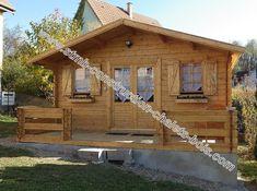 Chalet en bois – Direct fabricant, maison en bois, maison ossature ...