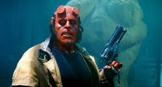 #RonPerlman didn't want to make a #Hellboy movie without #GuillermodelToro, and he says it's because of the special bond they formed while making the first one.  #HellboyIITheGoldenArmy #Hellboy2 #Hellboy2 #Movies #movienews #entertainment #entertainmentnews #celebrities #celebrity #celebritynews #celebrityinterviews