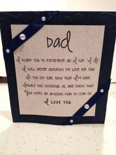Thank You Wedding Gift For Dad : ... father of the groom, wedding day, wedding card, wedding thank you card