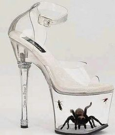 i love shoes, but this... never!!!!