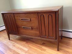 Midcentury Bassett Mini Credenza or Dresser