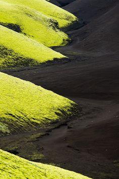 ponderation:  Iceland by Vitaly Postolatiy