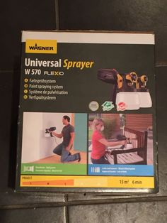 Wagner W570 Universal  Sprayer Flexio