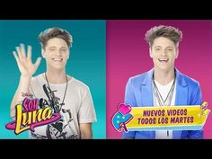 Soy Luna - Who is Who? Lionel vs. Nico - YouTube