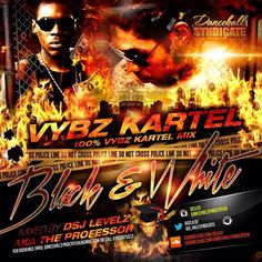 Vybz Kartel - Black And White [#Mixtape] - http://www.yardhype.com/vybz-kartel-black-and-white-mixtape/