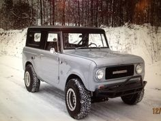 ▒ Scout'n Alabama style ▒ international scout 800 ▒