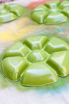Project Nursery - DIY TMNT Turtle Shells