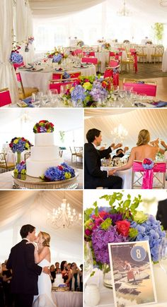 Casual Elegance At Sun Valley ~ Wedding From Tana Photography | Style Me Pretty