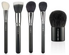 How to clean make-up brushes on the cheap (love my MAC brushes)