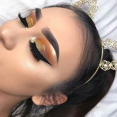 Image about girl in makeup by Fernanda Kelly on We Heart It Prom Makeup, Cute Makeup, Gorgeous Makeup, Pretty Makeup, Dance Makeup, Flawless Makeup, Skin Makeup, Beauty Makeup, Makeup Is Life