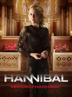 You may now worship the bride. #BrideOfHannibal