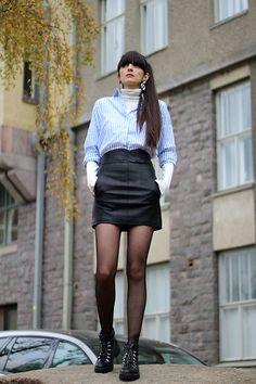 a04b713f90d Paz Halabi Rodriguez - Zara Silver Earrings