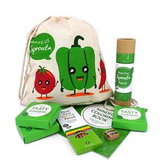 Botanic Kids Box di Sprout: il kit pensato per bambini e ragazzi, ideale anche per la scuola. Include i colori Sprout, album da colorare e mini kit di coltivazione.