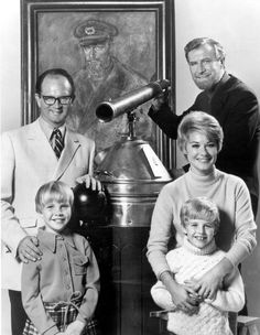 "1968 TV Series ""The Ghost & Mrs. Muir"""
