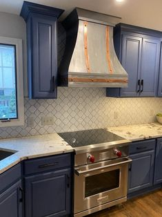Kitchen Vent Hood, Stainless Steel Stove, Hood Fan, Custom Range Hood, Range Hoods, Dream House Plans, Bath Design, Quality Furniture, Kitchen Design